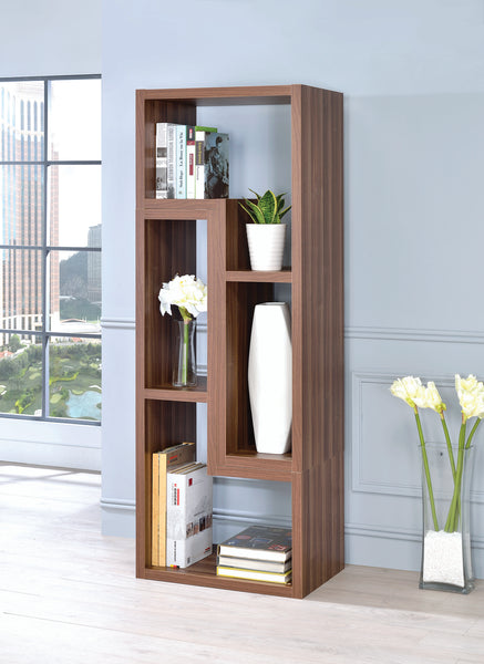 ... Walnut Home Office : Bookcases Bookcase /Tv Console ...