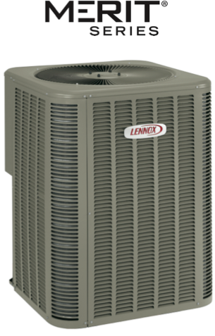 Lennox 13ACX Single-Stage A/C Unit