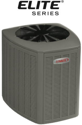 Lennox XC16 Two-Stage A/C Unit
