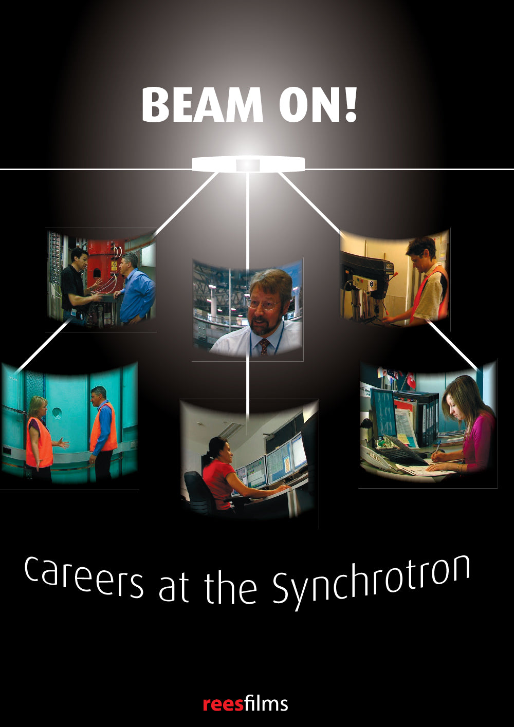 Beam On! Careers at the Synchrotron