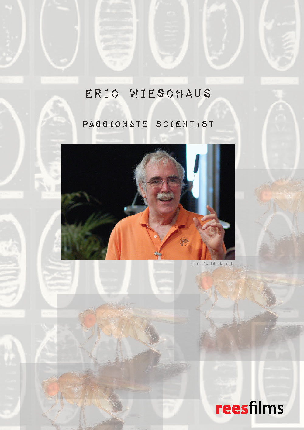 Eric Weischaus: passionate scientist