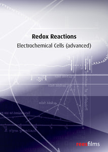 Redox Reactions: Electrochemical Cells – advanced version