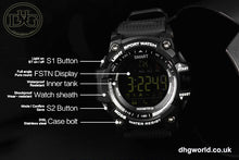 Time Owner EX16 Smart Watch  for Men / Fitness Tracker / Remote Control / Pedometer / IP67 Waterproof / iOS / Android