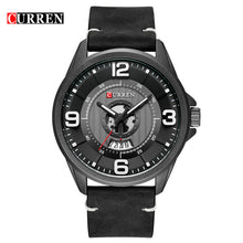 CURREN Sports / Designer Analog Quartz Watch - Men's / Gents, Water Resistant 30m
