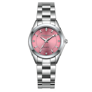 CHRONOS Fashionable Japanese Quartz, Stainless Steel Watch - Ladies / Women's