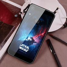 Star Wars Theme Tempered Glass Huawei Smartphone Case - P20 P30