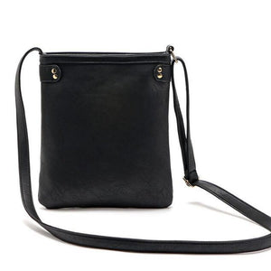 Filimohlls PU Leather Famous Brand Designer High Quality Cross Body / Shoulder Handbag - Ladies / Women's
