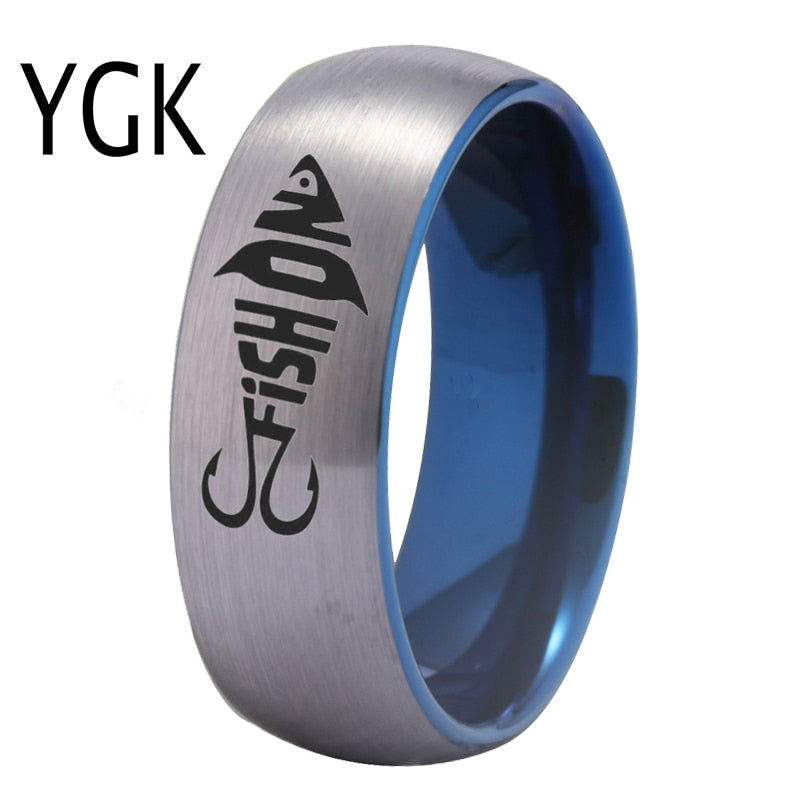 YGK Trendy Tungsten Carbide