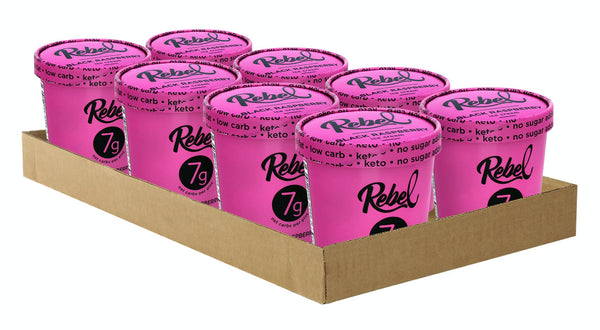 Black Raspberry CASE (8 Pints)