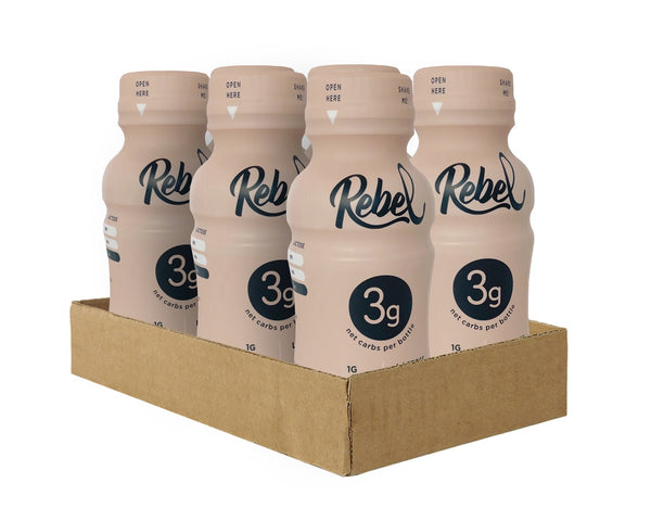 Coffee Milk (6 Bottles)