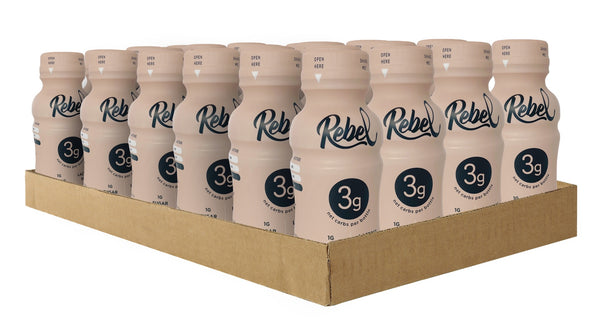 Coffee Milk CASE (24 Bottles)