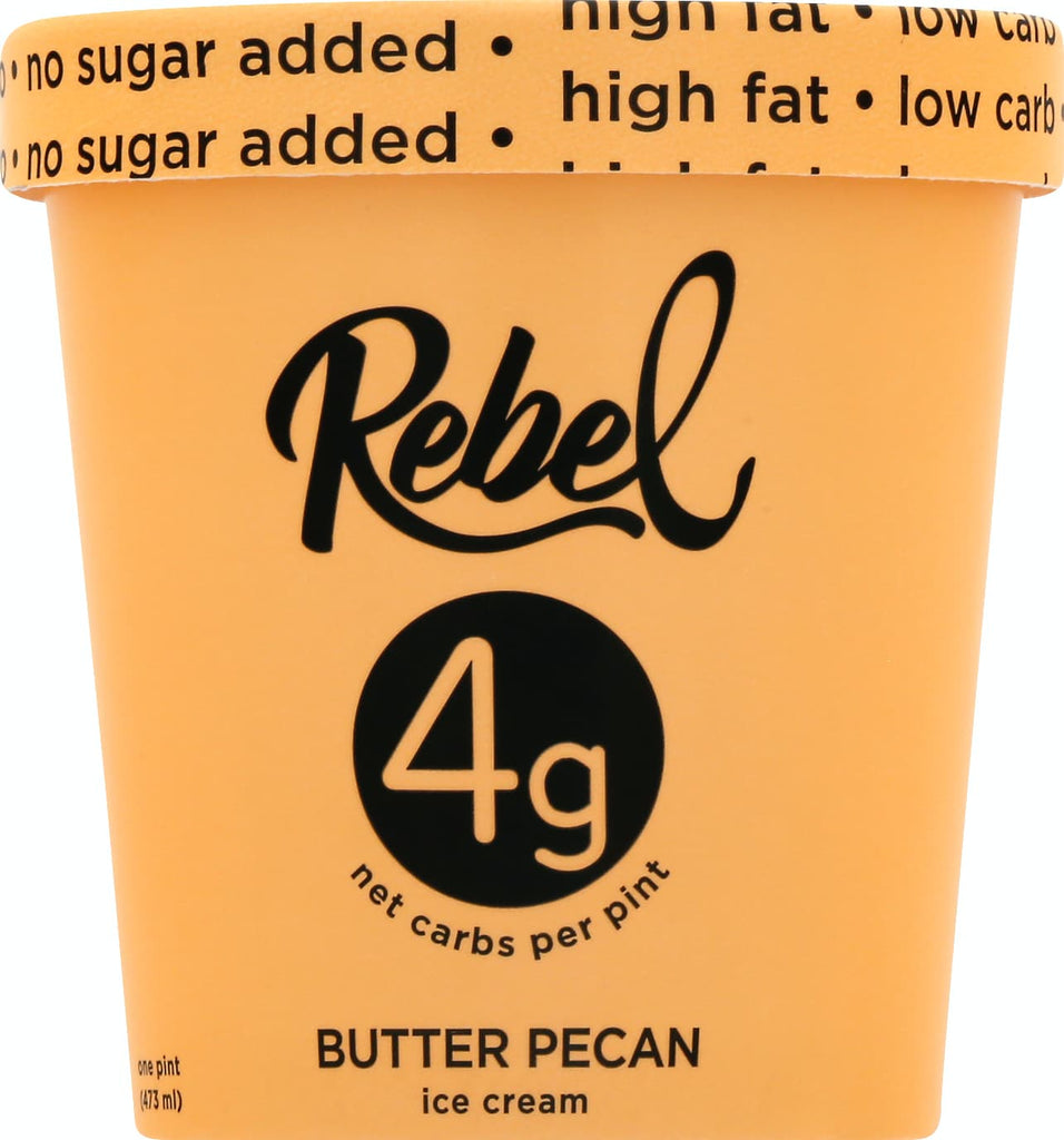 Butter Pecan CASE (8 Pints)