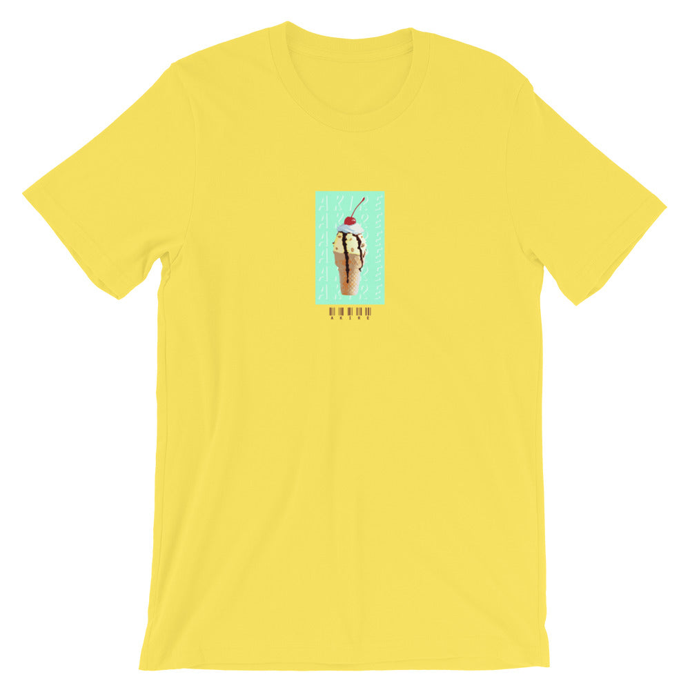 Yellow Sweet Life Tee