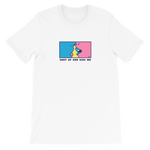 Shut Up and Kiss Me Tee  / multi colors