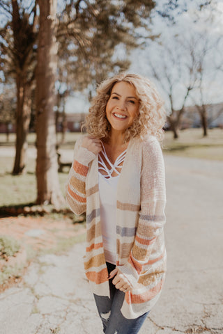 Arizona Sunset Cardigan