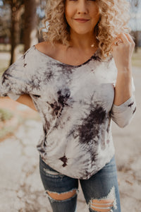 Hang Loose Tie Dye Top