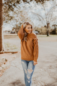 Buttoned In Warmth Sweater {MULTIPLE COLOR OPTIONS}