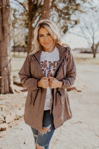 Easton Jacket {MULTIPLE COLOR OPTIONS}