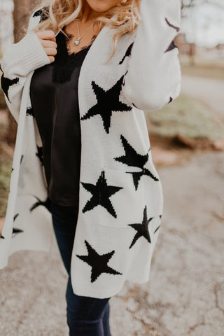 Wish Upon A Star Cardigan