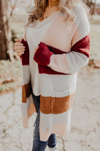 Fireside Sipping Cardigan {MULTIPLE COLORS}