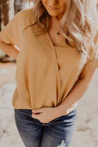 Easy Win Top {MULTIPLE COLORS}