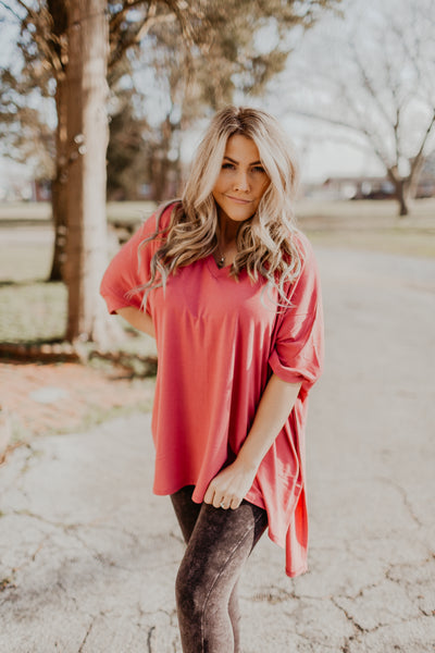 Winter Wonderland Poncho Top {MULTIPLE COLORS}