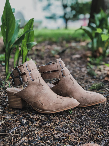 Western Fall Booties