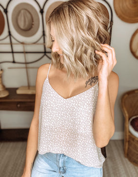 Simple Style Cami {MULTIPLE COLORS}