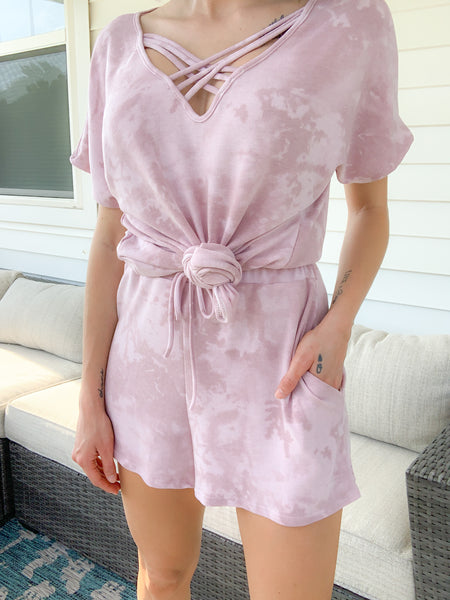 Dream On Pajama Set