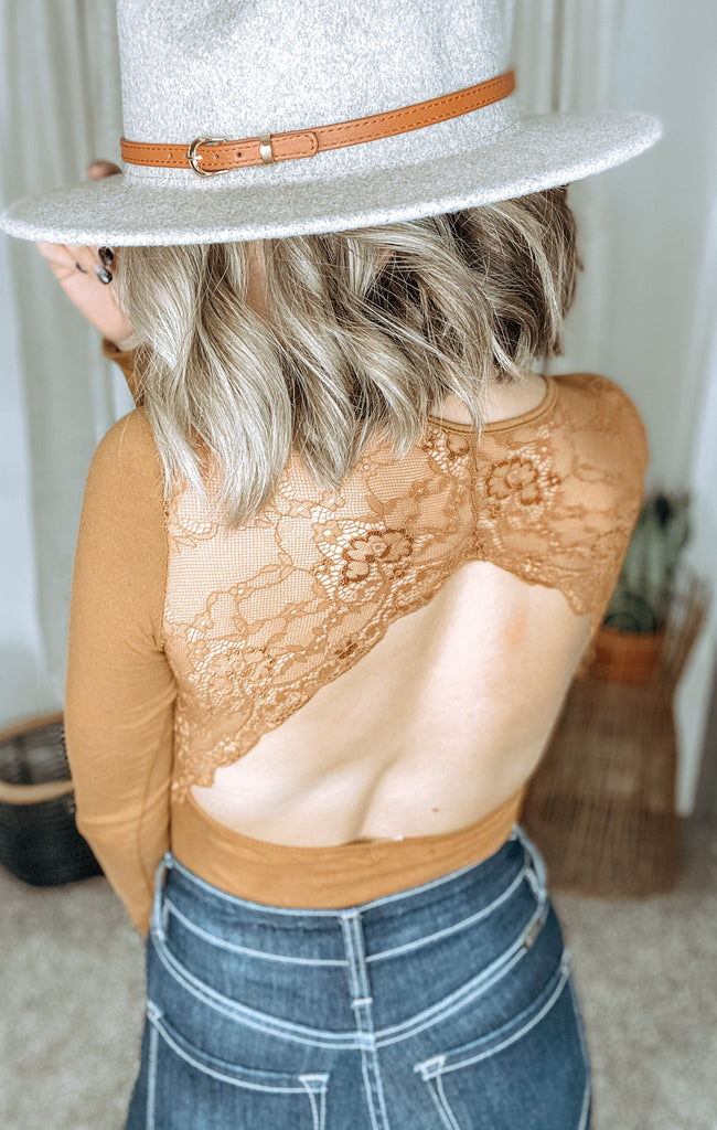 Fireside Flirty Bodysuit
