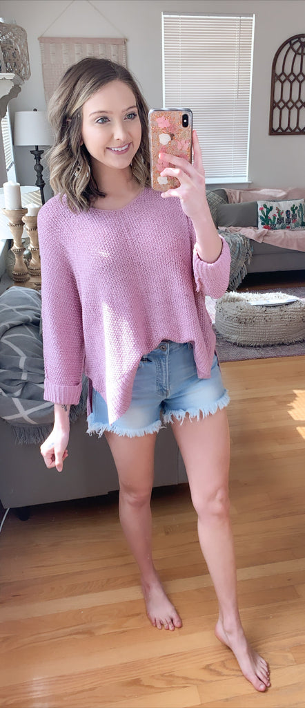 Lost Love Knit Sweater