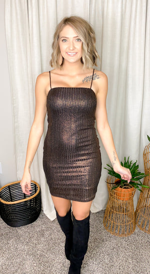 Major Wow Mini Dress