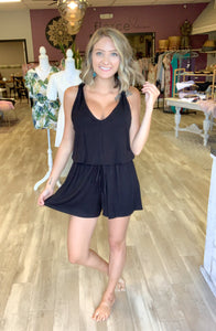 Sandbar Sitting Romper {MULTIPLE COLORS}