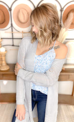 Simple Moments Cardigan {MULTIPLE COLORS}