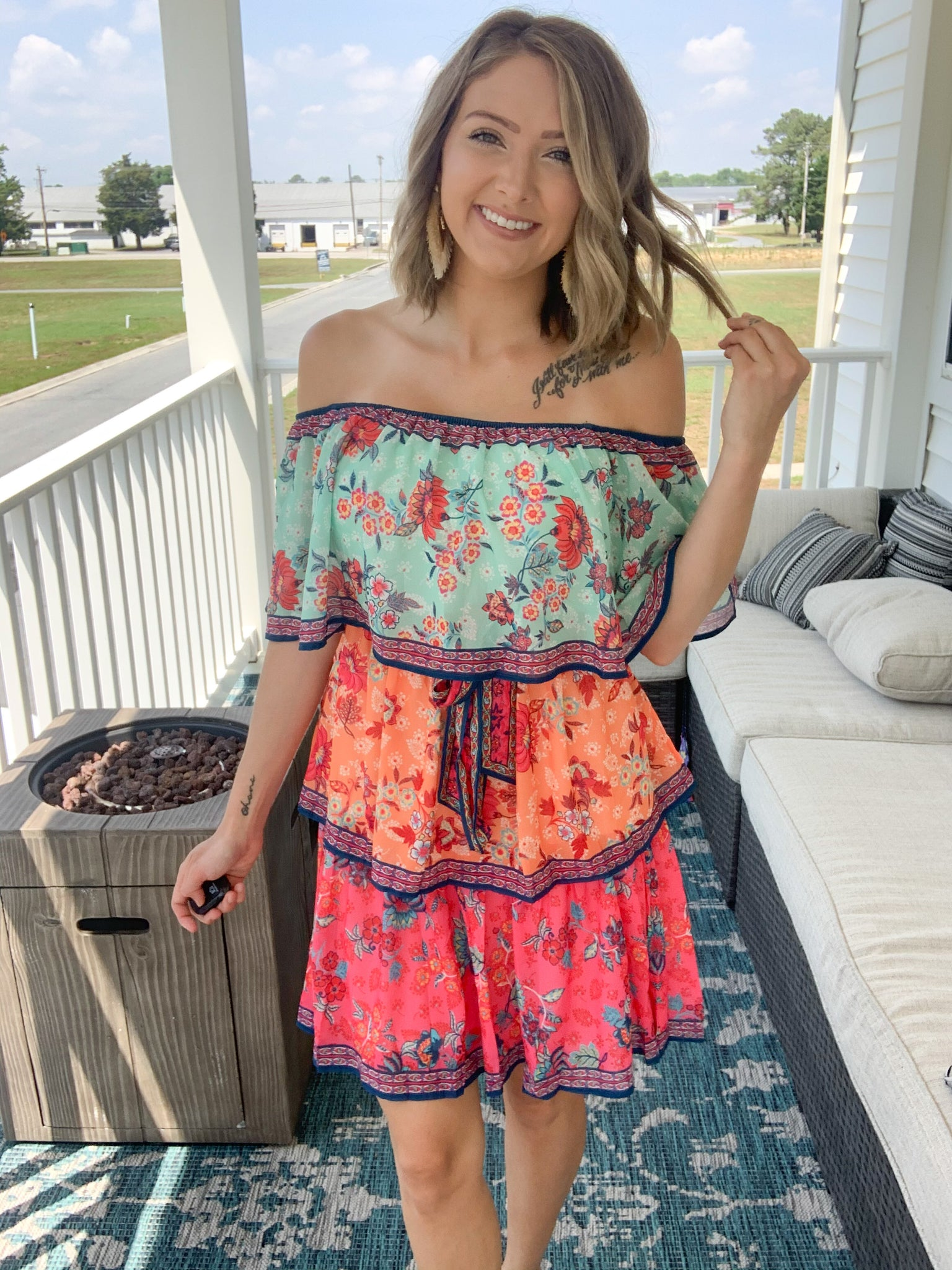 Fiesta Favorite Dress