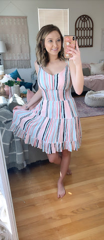 One Way Ticket Dress