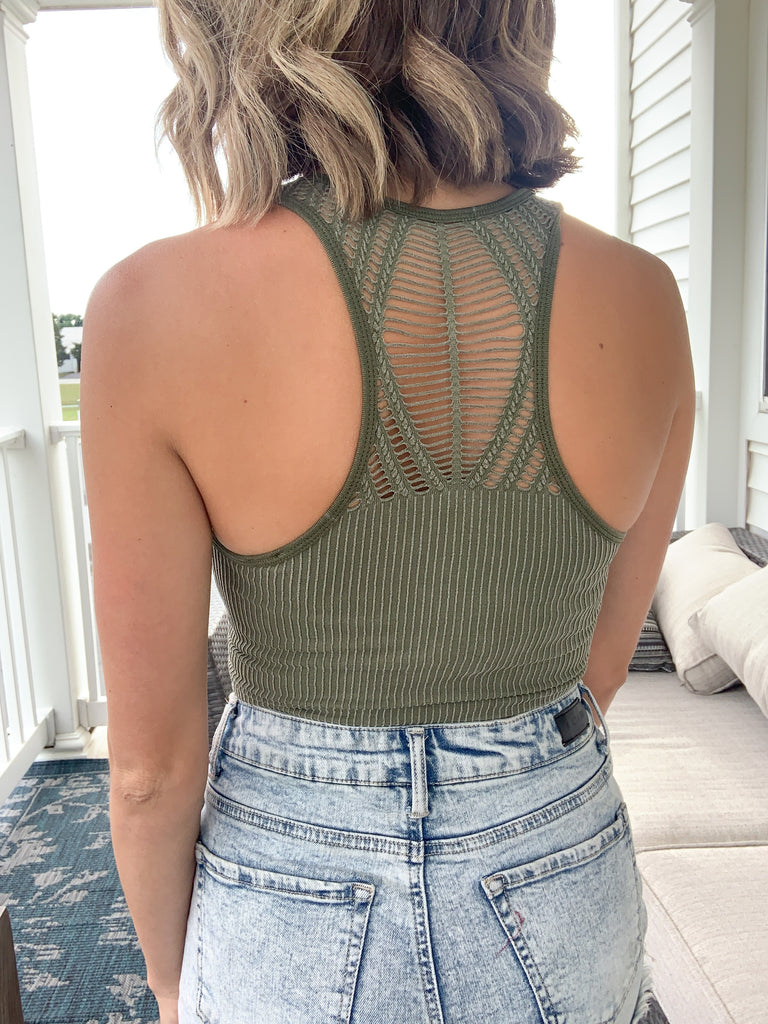 Crazy For The Crop Top {MULTIPLE COLORS}