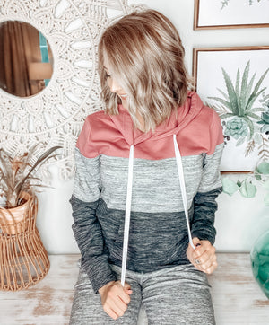 Monday Morning Hoodie {MULTIPLE COLORS}