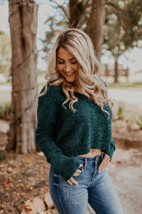 All The Clouds & Dreams Chenille Sweater {MULTIPLE COLOR OPTIONS}