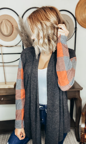 DOORBUSTER Feeling The Spirit Cardigan {MULTIPLE COLORS} {FINAL SALE}