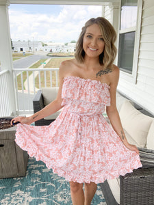 Twirl Through Tulips Dress