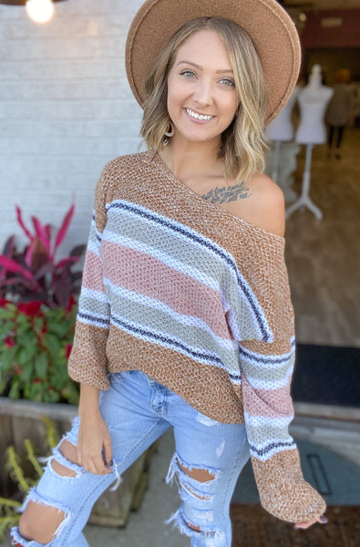 In The Fall Mood Sweater