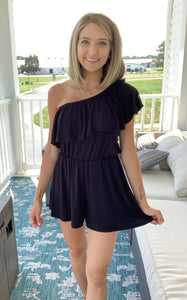 Easy Does It Romper