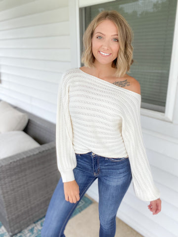 Maple Kisses Sweater {MULTIPLE COLORS}