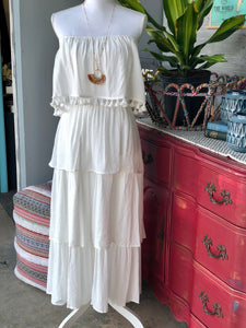 Dandelion Darling Maxi Dress