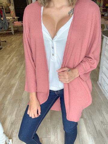 Big Adventure Cardigan