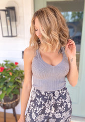 The Simple Layer Tank Top