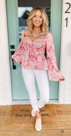 Boulevard Of Beauty Top