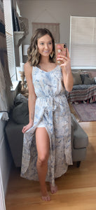 Simply A Stunner Jumpsuit