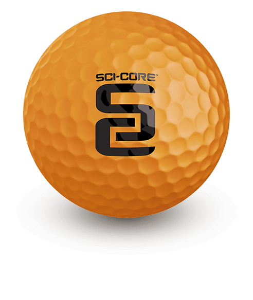 12 Pack SCI-CORE REAL FEEL INDOOR OUTDOOR PRACTICE BALLS